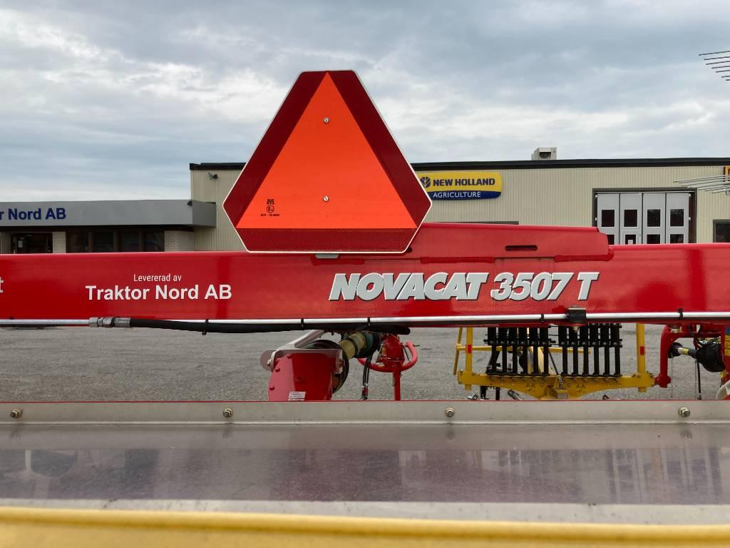 Pöttinger NovaCat 3507 T ED, Slåtterkrossar, Lantbruk