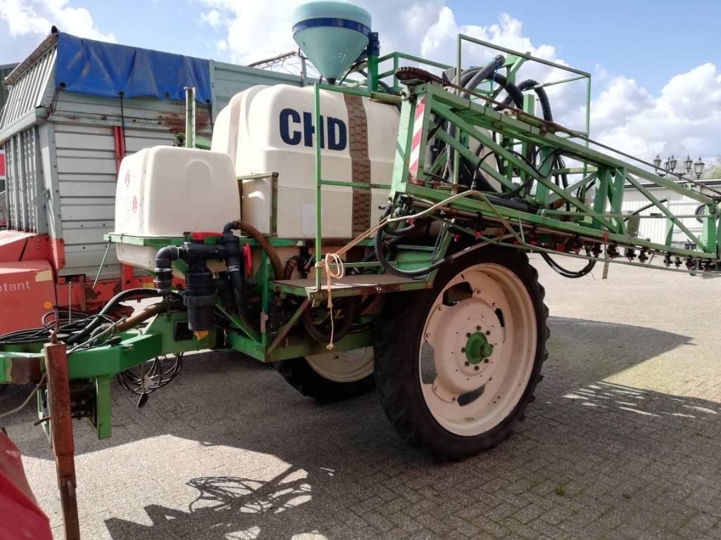 CHD 3027, Trailed sprayers, Agriculture