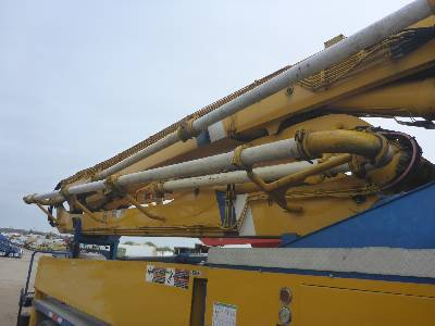 Concord 40M, Boom Pumps, Construction Equipment