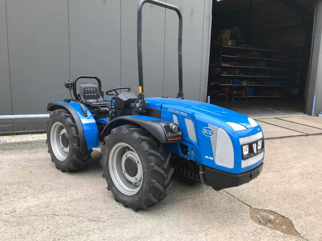 BCS Vithar V 850 AR hefmast tractor!