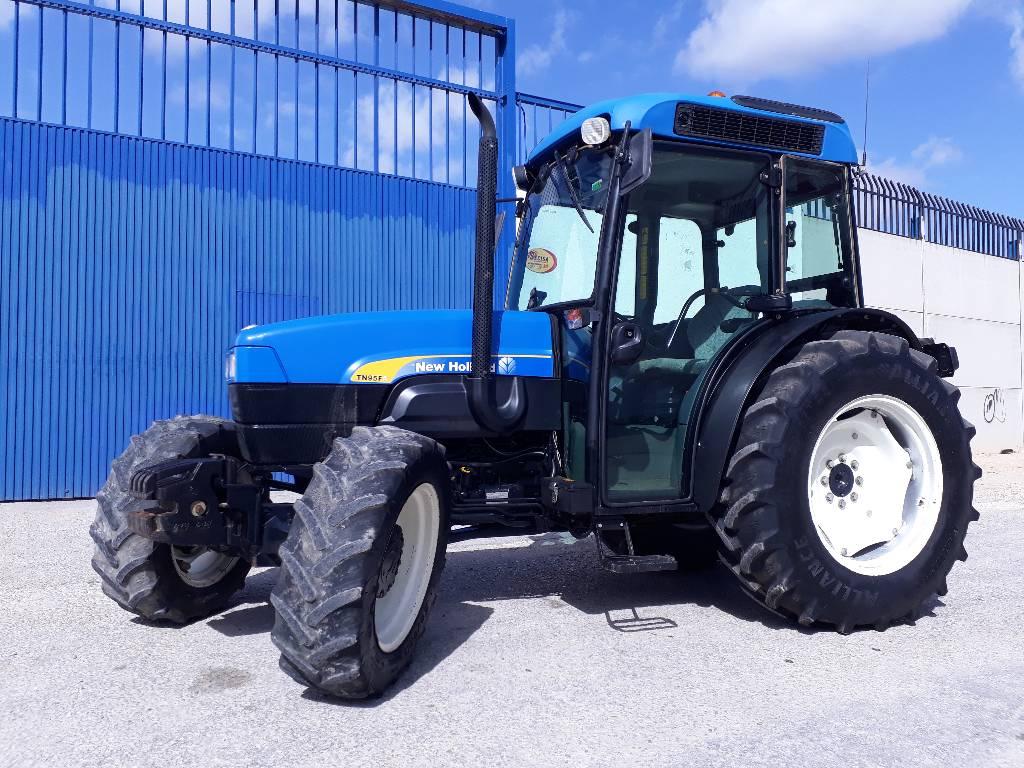 New Holland TN 95 F A