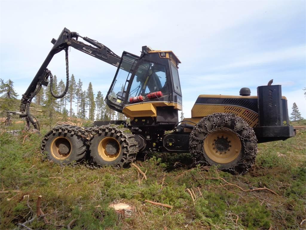 Eco Log 560D Jubileum, Skördare, Skogsmaskiner