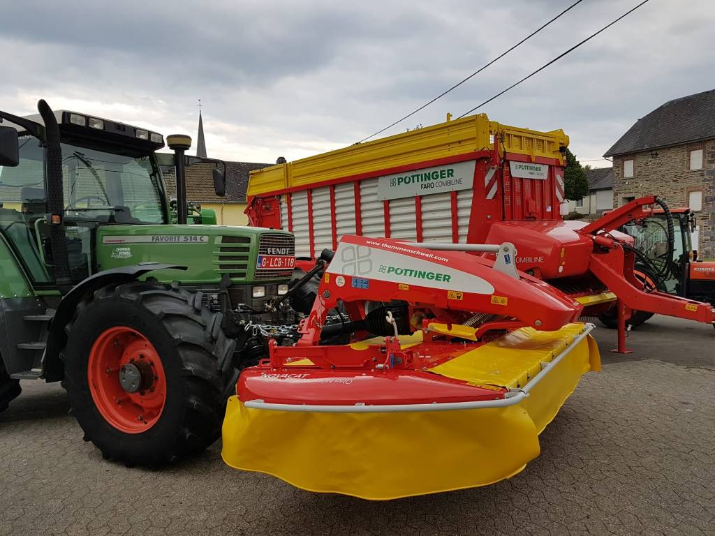 Pöttinger NOVACAT 301 ALPHA MOTION PRO, Faucheuse-conditionneuse, Agricole