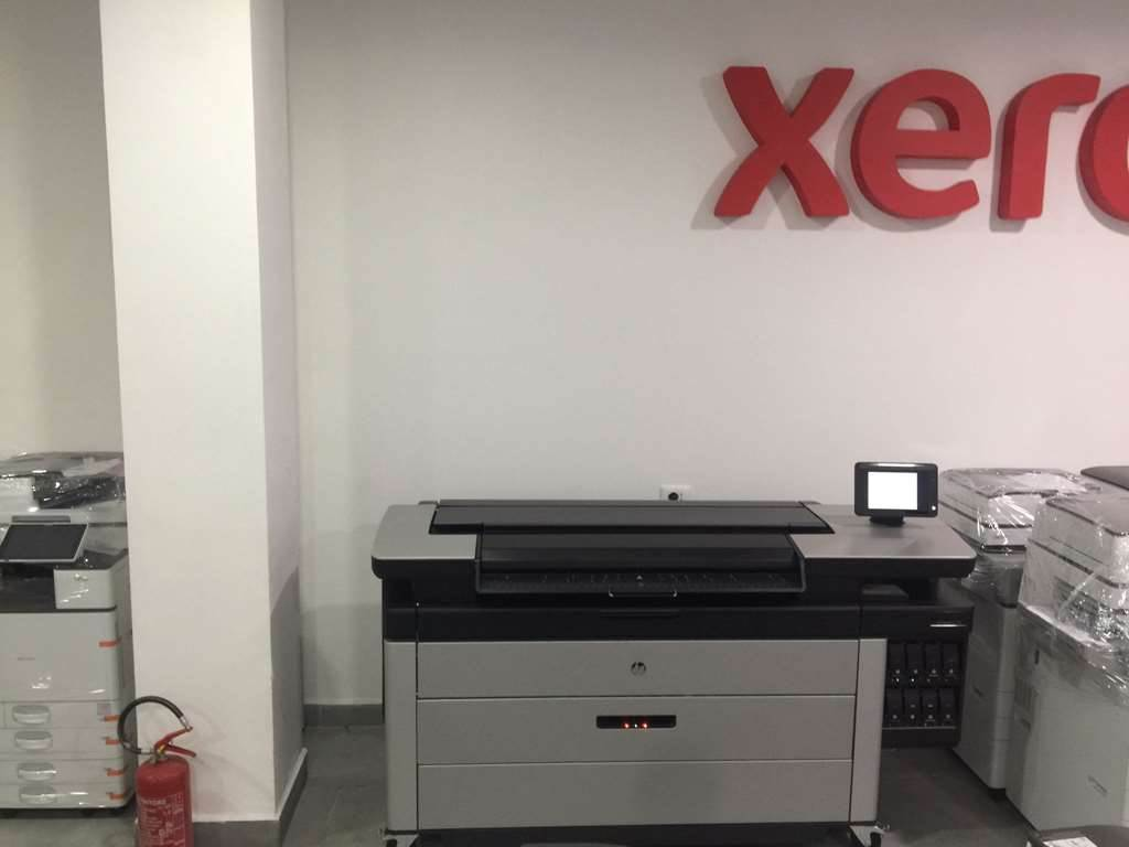 HP PAGEWIDE XL 5100 M, Multifunctionals, Extra