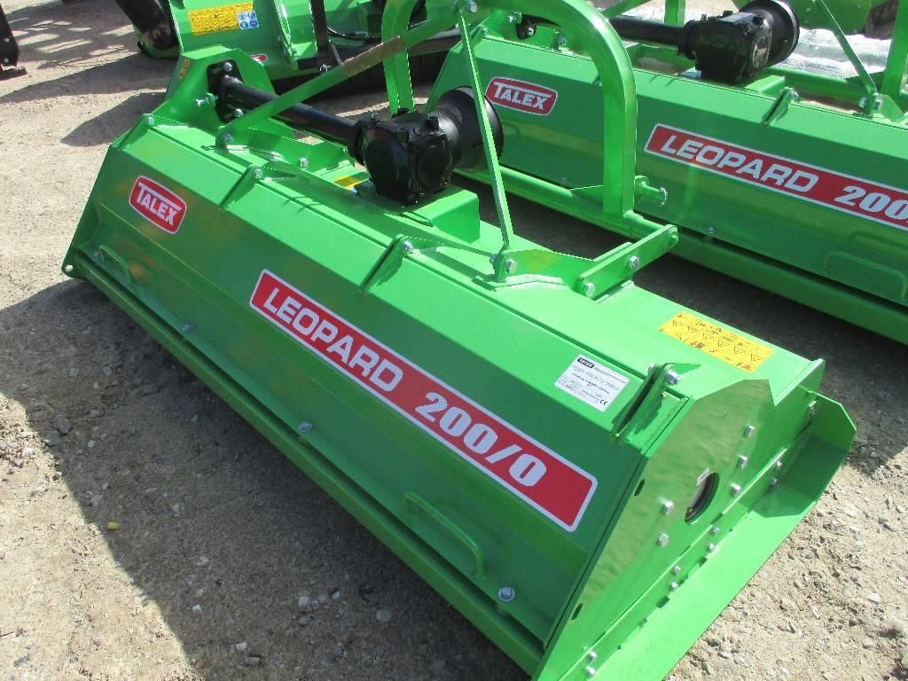 Talex Leopard 200 Slagleklipper, Græsslåmaskiner, Landbrug