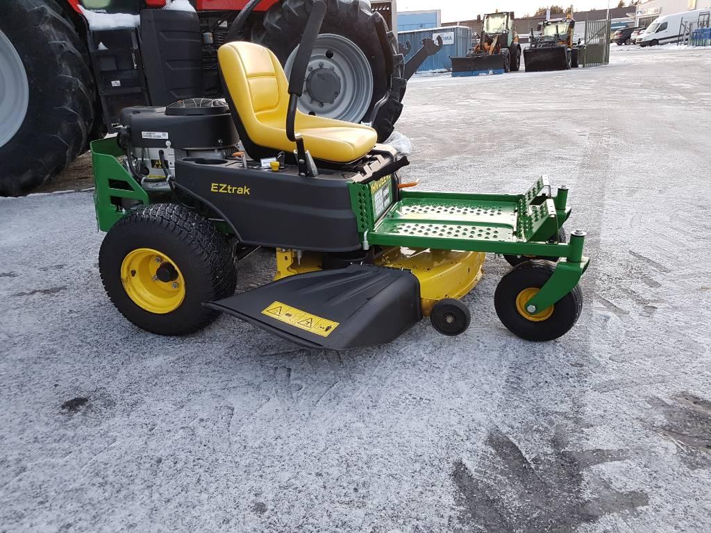 John Deere Gräsklippare Z 235,, Nollsvängare, Grönytemaskiner