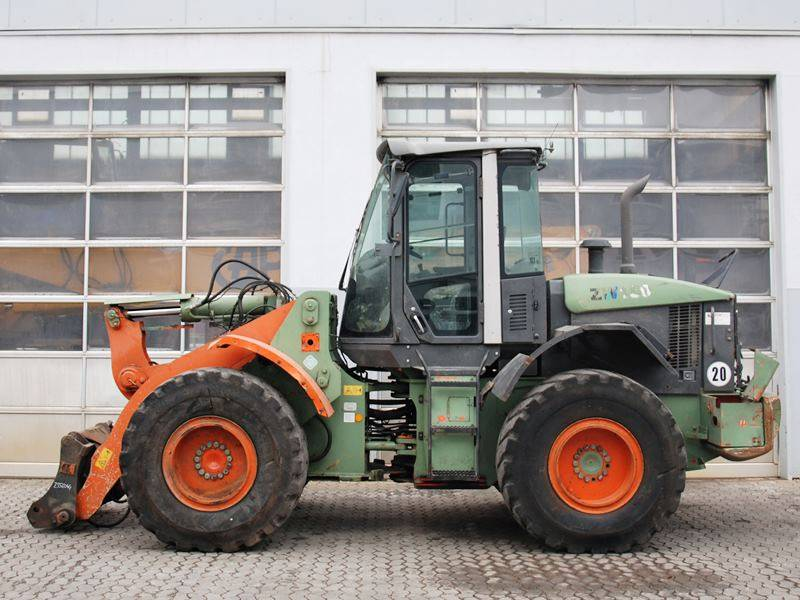 Hitachi ZW 150, Wheel Loaders, Construction Equipment