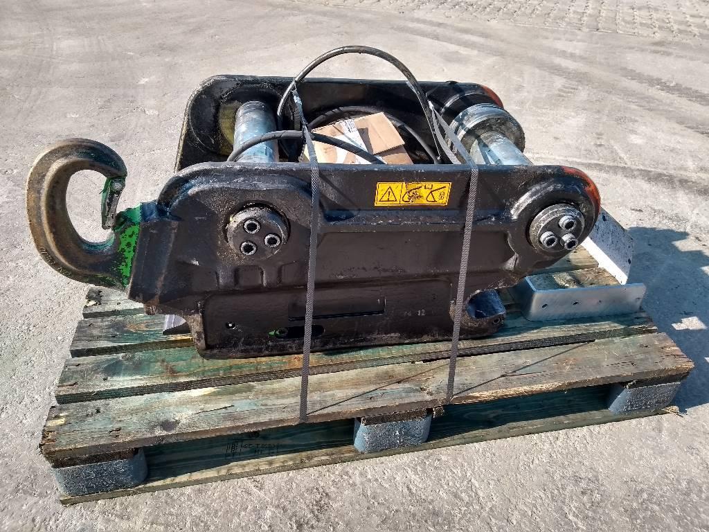 [Other] Steelwrist Schnellwechsler hydr. S7 FPL E25, Quick Connectors, Construction Equipment