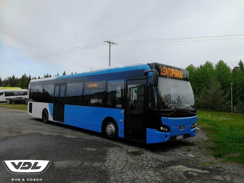 VDL Citea LLE-120/225, Městské autobusy, Vozidla