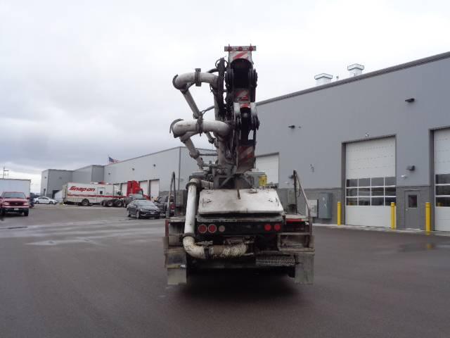 Putzmeister BSF 38.12L, Boom Pumps, Construction Equipment
