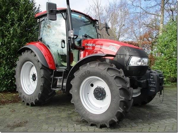 Case IH Farmall 85c, Tractoren, Landbouw