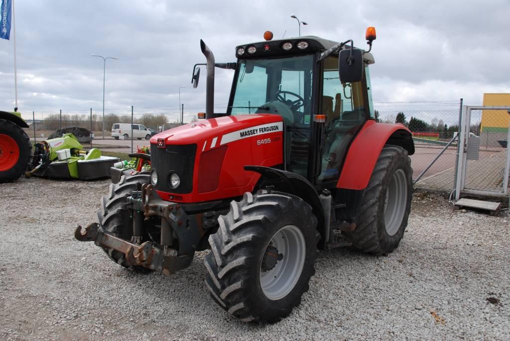 Massey Ferguson 6455, Traktorid, Põllumajandus