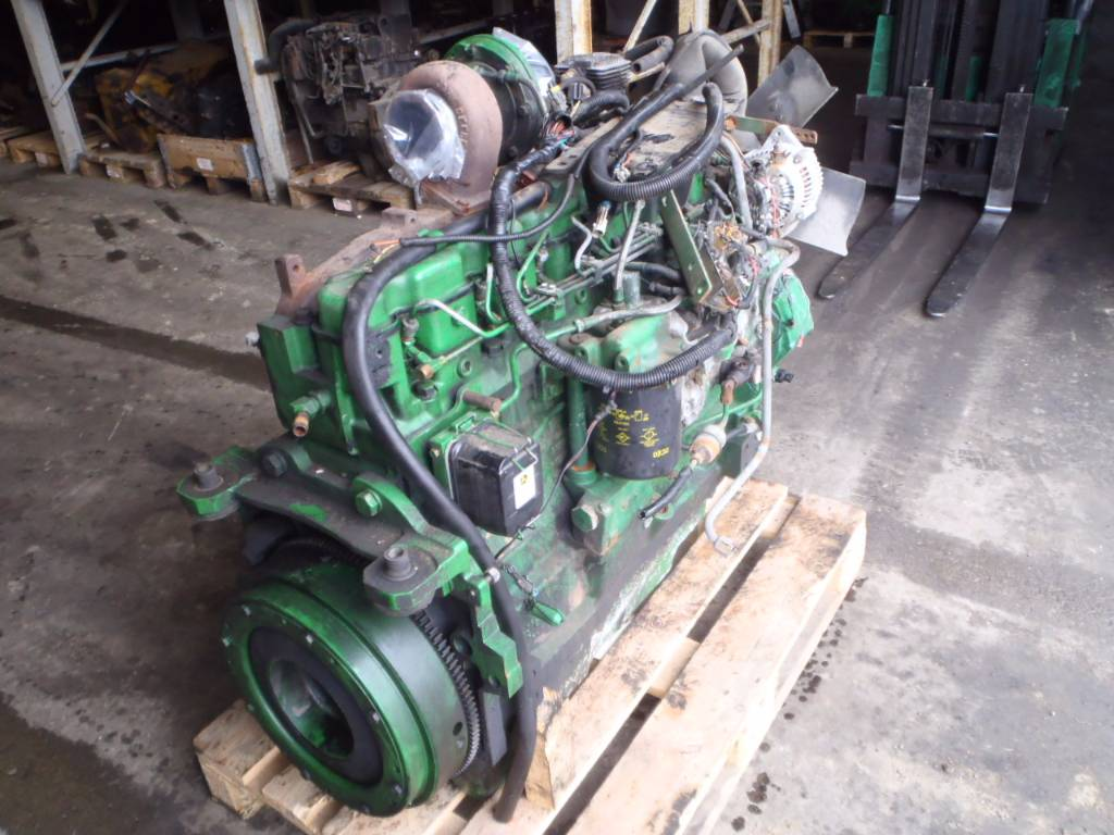 John Deere Engines : Used john deere engines for sale mascus usa