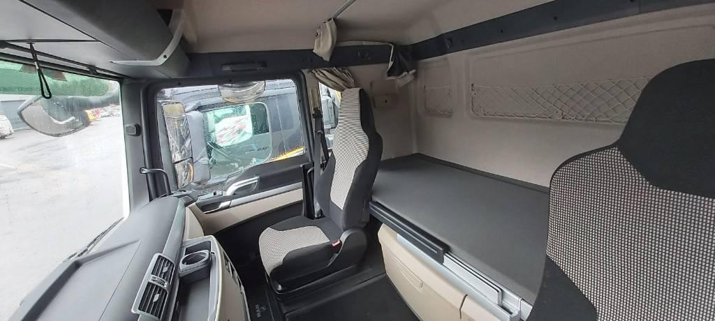 MAN TGX 35.580 8x4-4 BL SORAKASETTI, Kuorma-autoalustat, Kuljetuskalusto