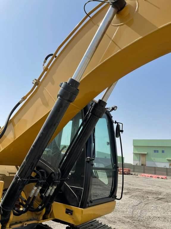 Caterpillar 323D-3, Crawler Excavators, Construction