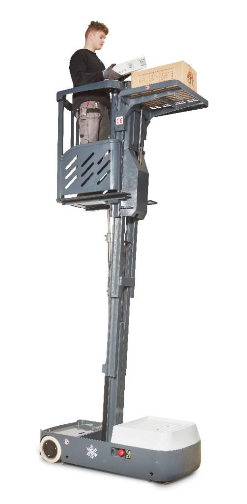 Handy AKN30, Korkeakeräilytrukit, Materiaalinkäsittely