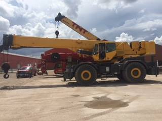 Grove RT760E, Rough Terrain Cranes, Construction Equipment