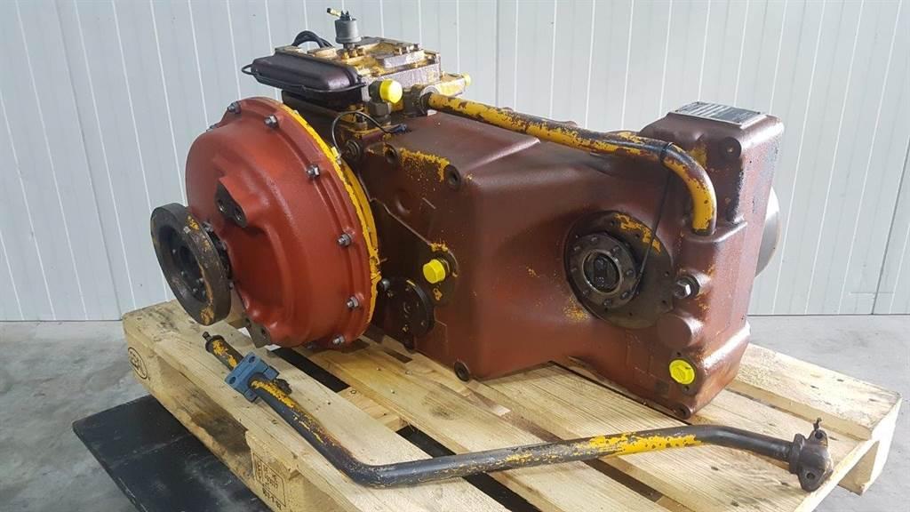 ZF 4WG - 120 - Werklust WG18 - Transmission/Getriebe