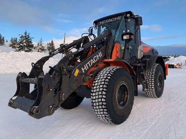 Hitachi ZW 180 PL-6, Wheel Loaders, Construction Equipment