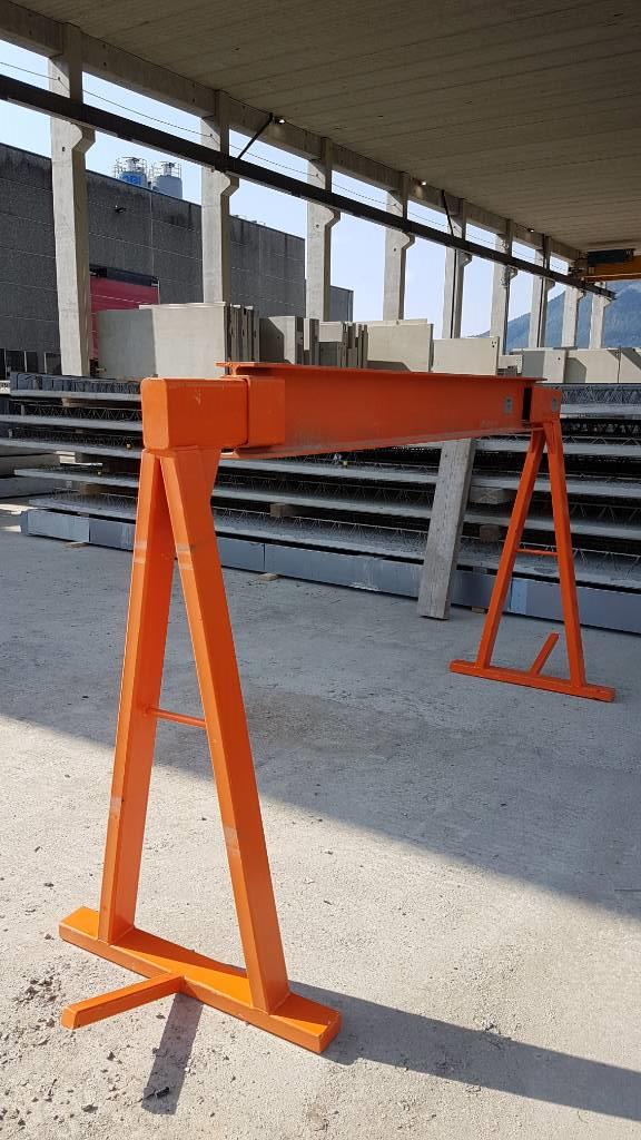 [Other] Movella Bukker 20 tonn. 304 x 159 cm, Warehouse equipment - other, Material Handling