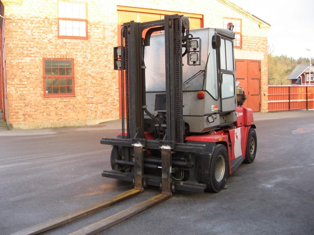 Kalmar DCE70-6/Kommer snart, Dieselmotviktstruckar, Materialhantering