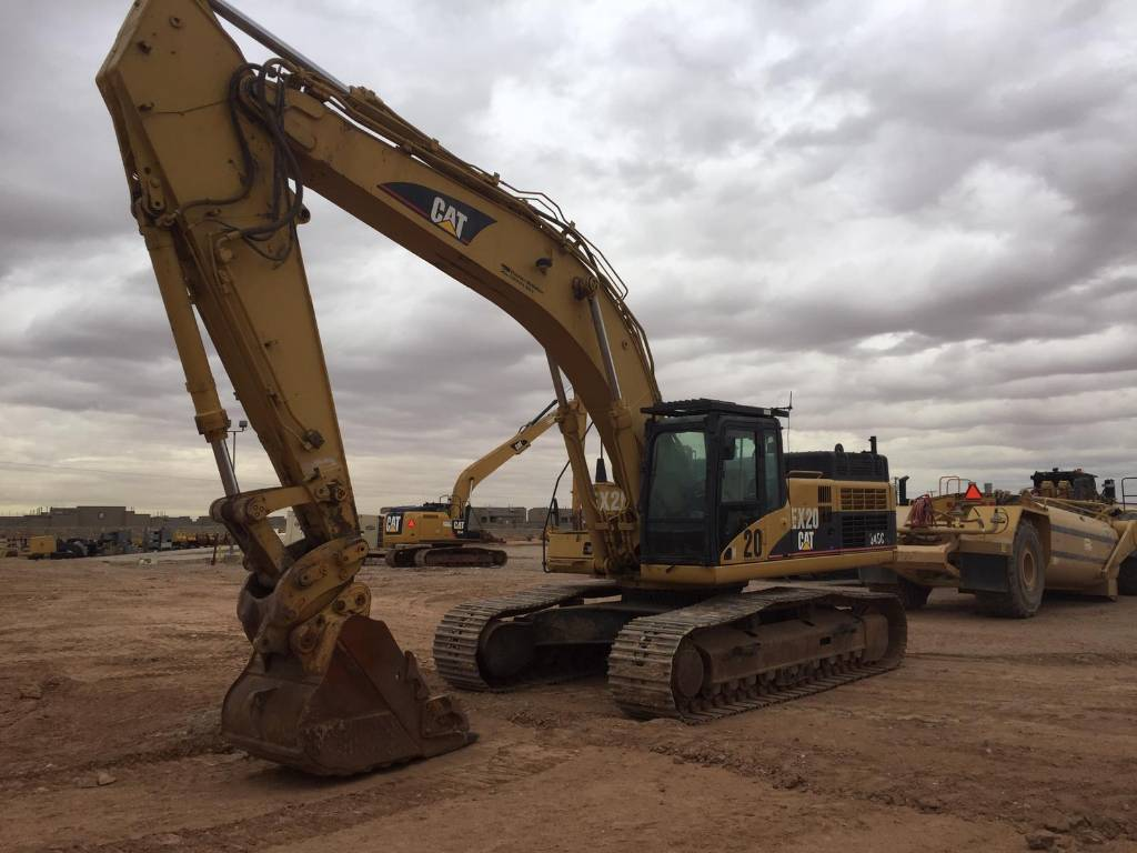 Caterpillar 345CL - Crawler Excavators - Construction