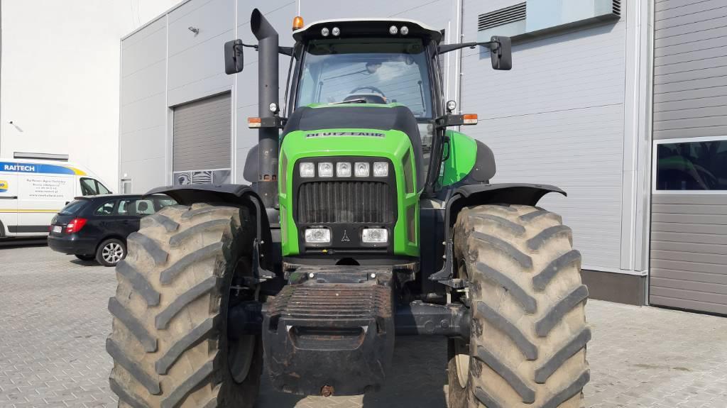 Deutz-Fahr AGROTRON X720, Traktory, Maszyny rolnicze