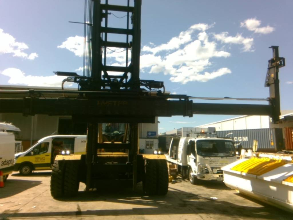 Hyster H23XM-12EC, Container Handlers, Material Handling