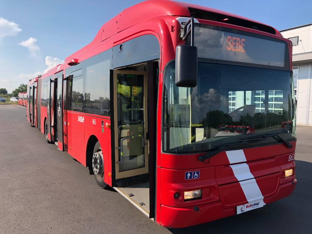 Volvo B9S, Linnabussid, Transport
