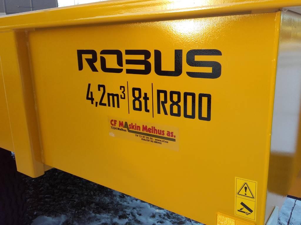 [Other] Robus R800IS, Andre Landbrukshengere, Landbruk