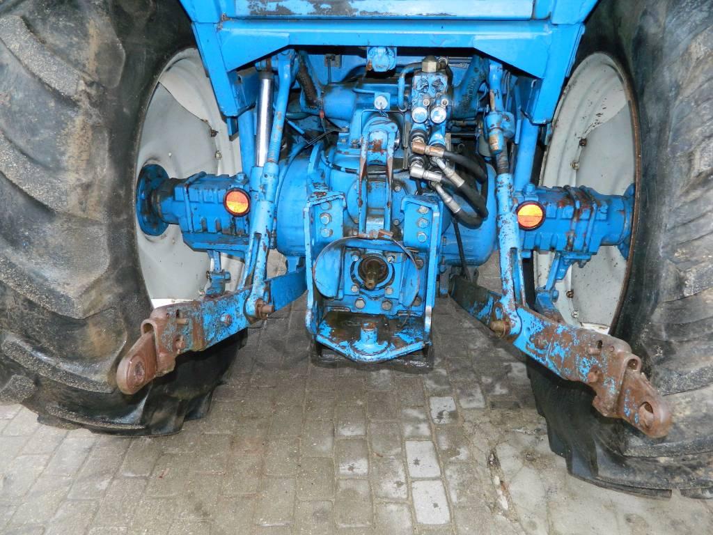 Ford 7610, Traktori, Lauksaimniecība
