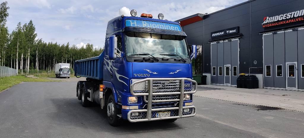 Volvo FH12 460, Vaihtolava-autot, Kuljetuskalusto