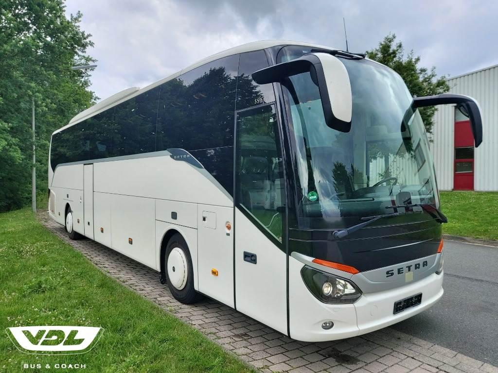 Setra S 516 HD/2, Coaches, Vehicles