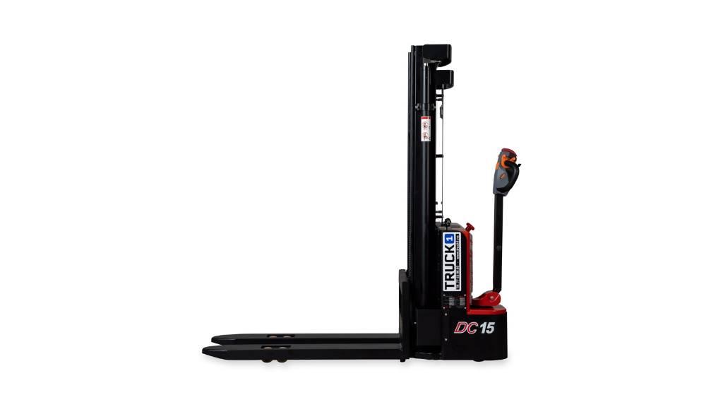 Heli CDD15J – 1,5 t stabler FRILØFT LH 2,5 m, Ledestablere, Truck