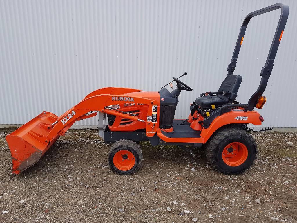 Kubota BX 24, Tractoren, Landbouw