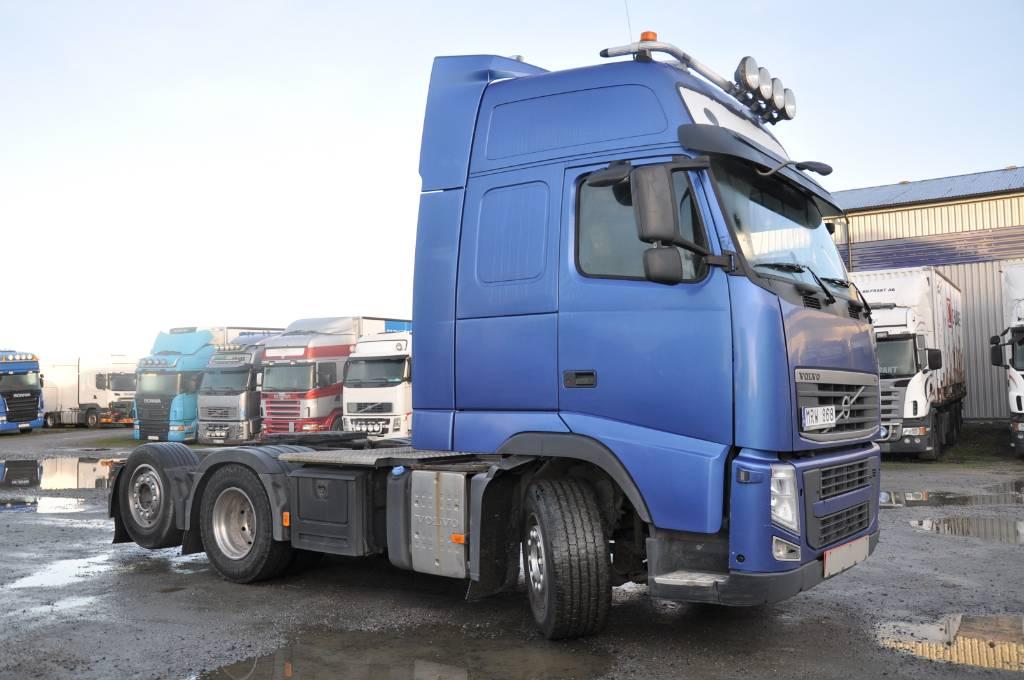 Volvo FH13 460, Dragbilar, Transportfordon