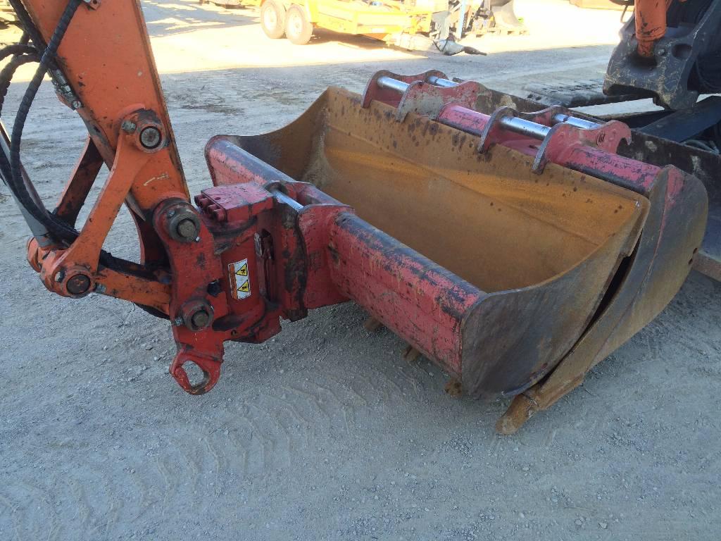 Hitachi ZX85USB, Mini excavators  7t - 12t, Construction Equipment