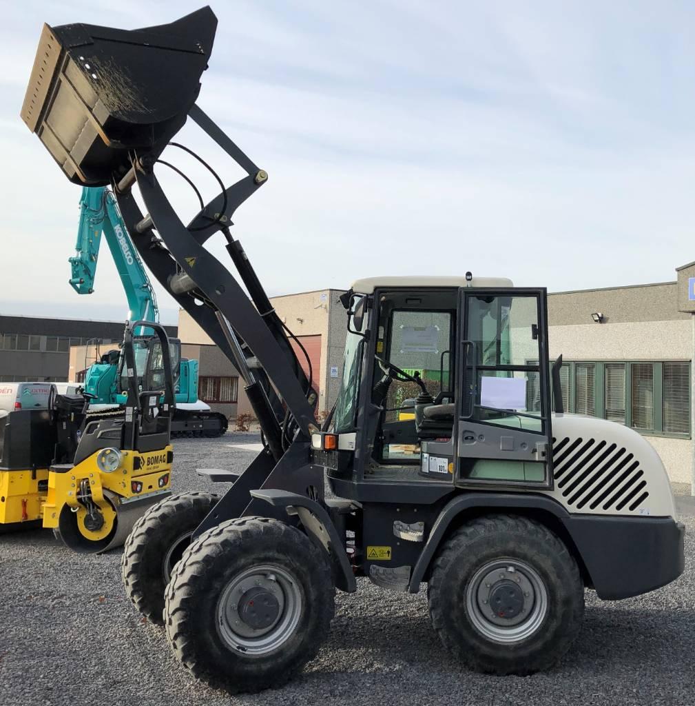Terex Schaeff TL80 WIELLADER, Wheel Loaders, Construction