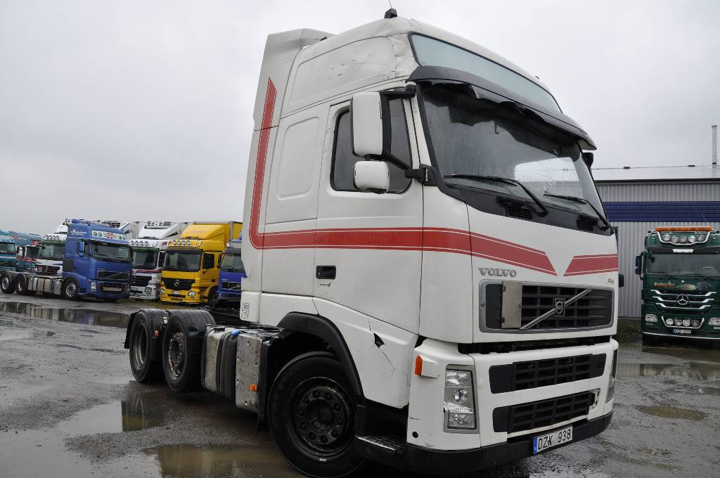 Volvo FH440 6X2, Dragbilar, Transportfordon