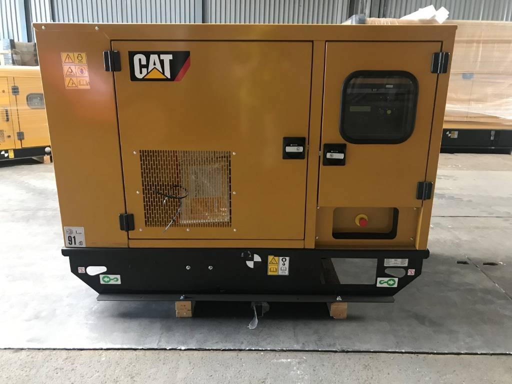 Caterpillar - C2.2 E3 - Generator Set 22 kVa - DPH 98002, Diesel Generators, Construction