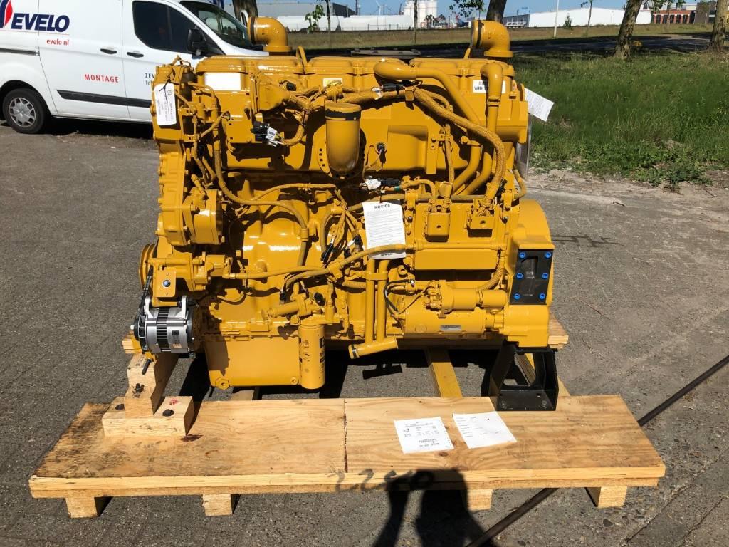 Caterpillar - Surplus - C 18 - Industrial Engine - 522 kW - DPH 105779, Industrial Applications, Construction