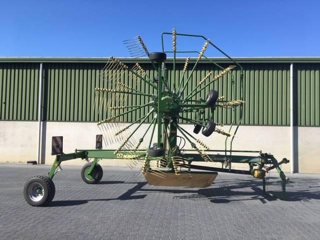 Krone Swadro 900, Zwadharken, Landbouw