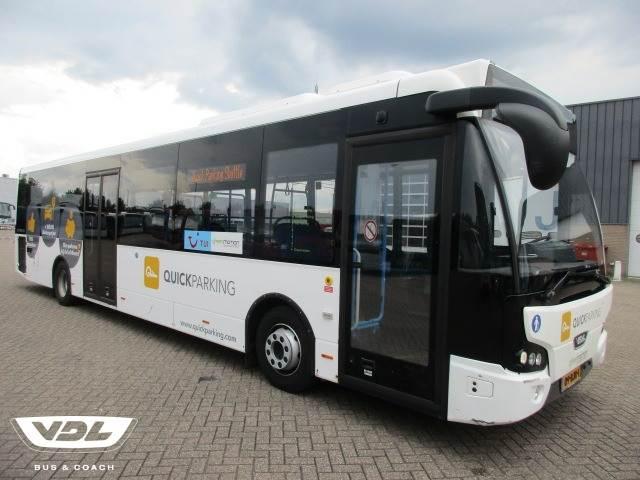 VDL Citea LLE-120/255, Public transport, Vehicles
