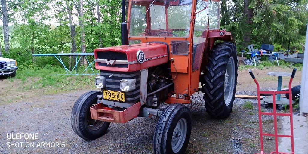 Massey Ferguson 165 S, Tractors, Agriculture