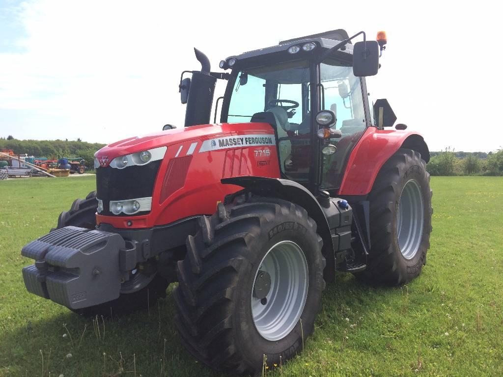 Massey Ferguson 7715 Dyna- VT Efficiënt, Tractoren, Landbouw