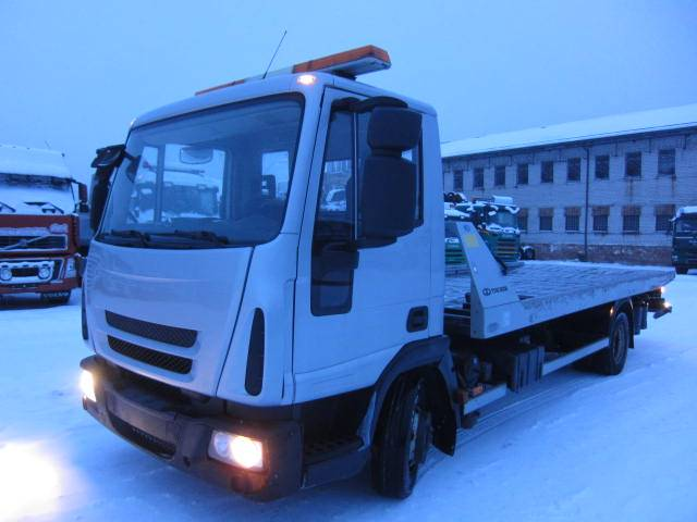 Iveco Eurocargo 120 E24, Autoveokid, Transport