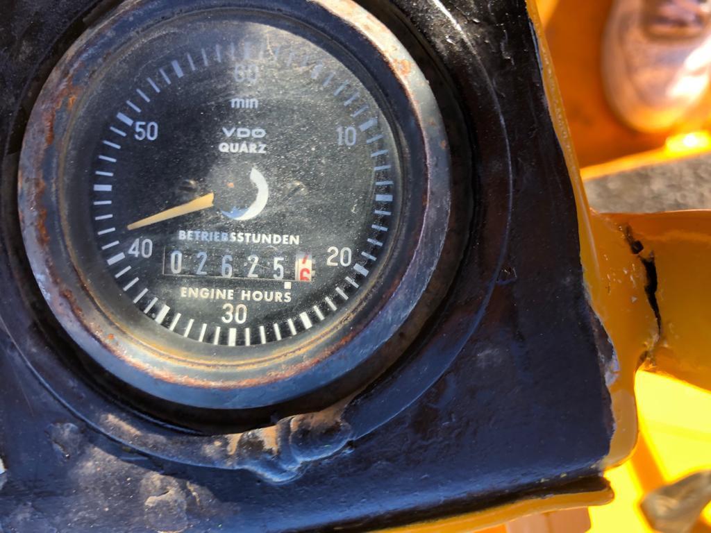 Bomag BW 120 AC, Tandemwalzen, Baumaschinen
