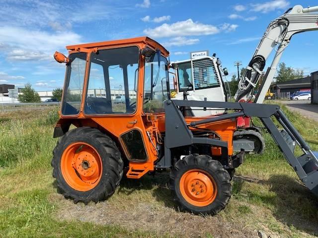 Kubota L 245 DT, Traktorid, Põllumajandus