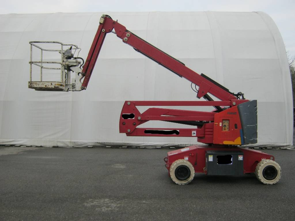 HAULOTTE HA15IP, Articulated boom lifts, Construction Equipment