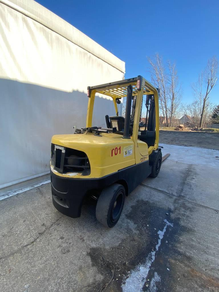 Hyster H 4.5 FT6, LPG counterbalance Forklifts, Material Handling